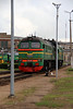 M62 1176 at Daugavpils Depot on 20th May 2013 (2)