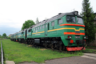 2M62U 0116 at Daugavpils Depot on 20th May 2013 (2)