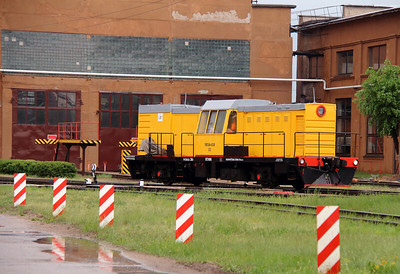 PRSM 4018 (19724187) at Daugavpils Depot (Latvia) on 20th May 2013