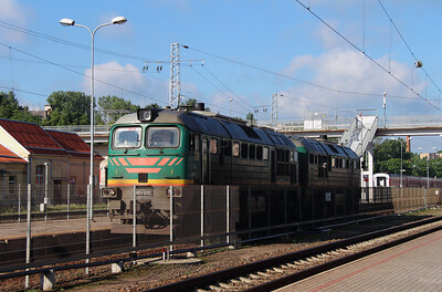 2M62u 0383 at Vilnius on 26th May 2013