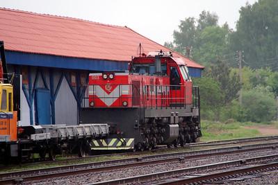 TEM TMH 003 at Sestokai on 25th May 2013