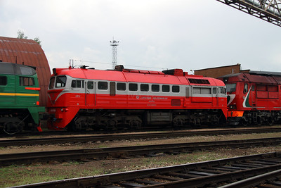 M62K 091 at Daugavpils Depot on 20th May 2013 (2)