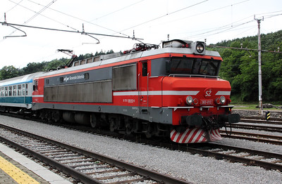 363 013 at Pivka on 20th June 2010 (5)