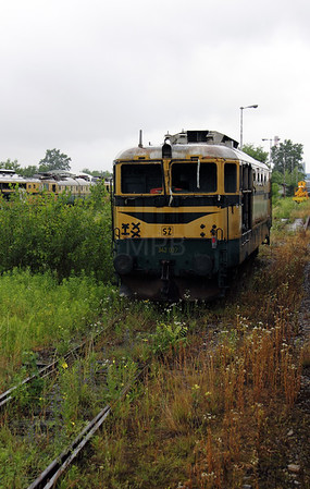 342 037 at Lubljana Depot on 20th June 2010