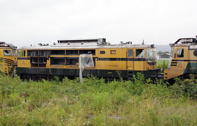 342 036 at Lubljana Depot on 20th June 2010 (3)