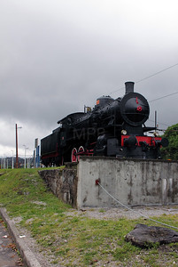 steam, 740 121 at Postojna on 20th June 2010 (2)