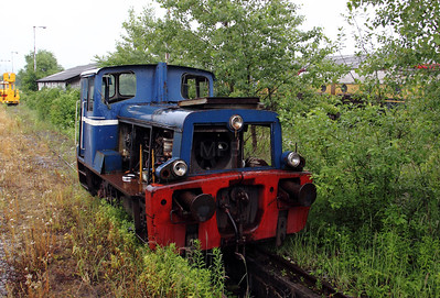Unknown at Lubljana Depot on 20th June 2010 (4)