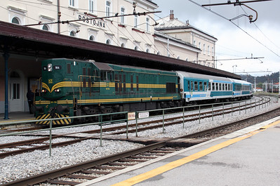 661 164 at Postojna on 20th June 2010 (5)