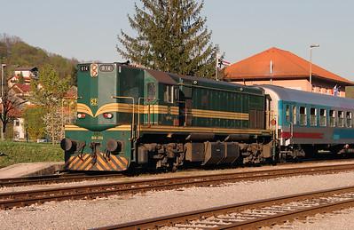 644 014 (94 79 2644 014-4) at Rogatec on 20th April 2015 working railtour (8)