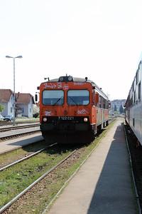 7122 021 at Varazdin on 21st April 2015