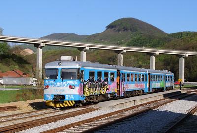 7121 028 (98 78 7121 028-0) at Durmanec on 20th April 2015