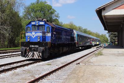 HZ, 2062 024 (98 78 2062 024-1) at Lendava on 20th April 2015 working railtour (21)