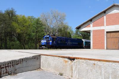 HZ, 2062 024 (98 78 2062 024-1) at Lendava on 20th April 2015 working railtour (22)