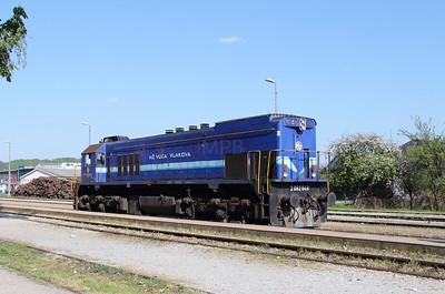 HZ, 2062 049 (98 78 2062 049-8) at Zabok on 20th April 2015 working railtour (11)