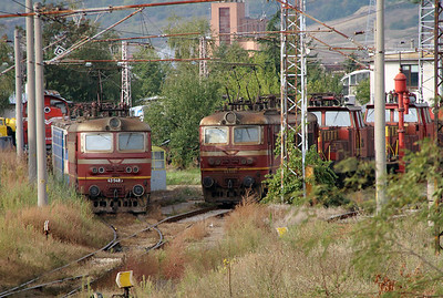 43 548 & 43 546 at Dupnitsa on 4th October 2015 (1)