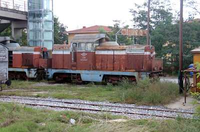 A158 at Larisa Depot on 9th October 2015 (1)