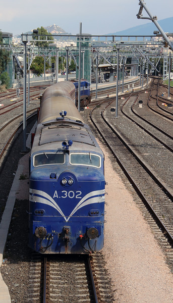 A302 at Rentis Yard on 7th October 2015 working PTG Railtour (7)