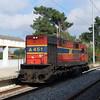 A451 at Paleofarcelos on 9th October 2015 working PTG Railtour (10)