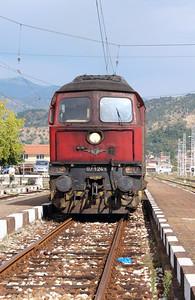 07 124 at Kresna on 4th October 2015 working PTG Railtour (5)