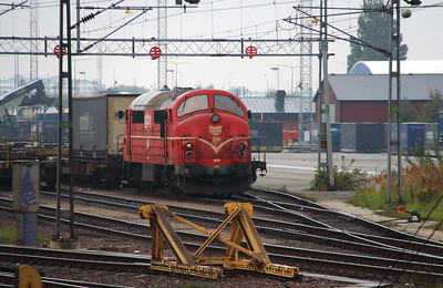 1033 at Malmo Yard on 22nd September 2013