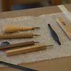 Garrett inlay tools