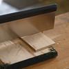 Cutting an inlay panel