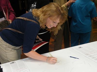 PUAFA Board Member Lori Smith Hunter '86.