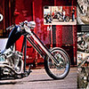 Freeway Magazine #172<br /> OVER THE CHOP V.R. Cycles