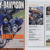 "Allegato a Freeway Magazine ""Speciale Harley-Davidson""<br /> Pag.113"