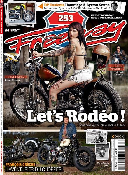 Freeway Magazine #253<br /> <br /> Foto di copertina LUCA'HDPHOTO