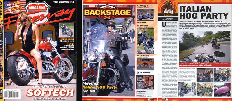 Freeway Magazine #138<br /> Pag.91, Pag.100