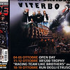 LOWRIDE #4 Ottobre 2008<br /> Pagina pubblicitaria Harley-Davidson Viterbo Like Brothers.