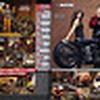 LOWRIDE #18 Dicembre 2009<br /> <br /> Servizi<br /> T-CUSTOM (TATO POWER!)<br /> Pagina pubblicitaria HD-PERUGIA<br /> Rombo di Tuono (2 Parte) Foto degli stands