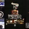 LOWRIDE #6 Dicembre 2008<br /> Pagina pubblicitaria Harley-Davidson Viterbo Like Brothers.