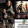 """LOWRIDE Speciale Cafe Racer Novembre 2010<br /> <br /> Servizi<br /> <br /> Campagna pubblicitaria MAGNITUDO Leather 2010/2011<br /> <br />  <a href=""""http://www.magnitudostyle.com"""">http://www.magnitudostyle.com</a>"""