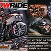 LOWRIDE #5 Novembre 2008<br /> Pagina pubblicitaria Harley-Davidson Viterbo Like Brothers.