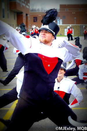 2012 OMEA State Marching Band Finals