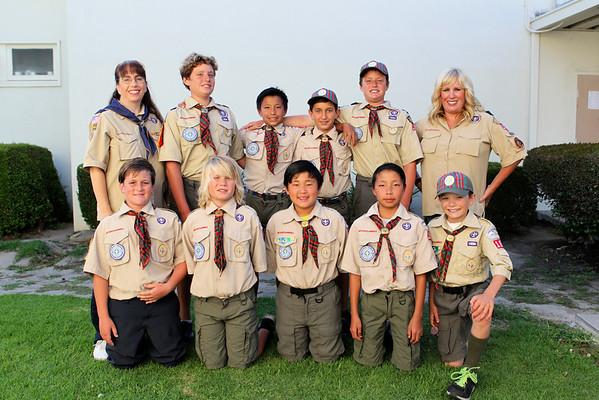 2014 Naples Scouts
