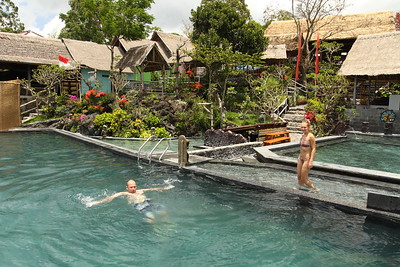 Lake Batur - Hot Springs
