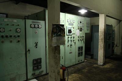 Gili Trawangan - Power Plant