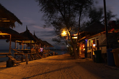 Gili Trawangan - Coral Beach