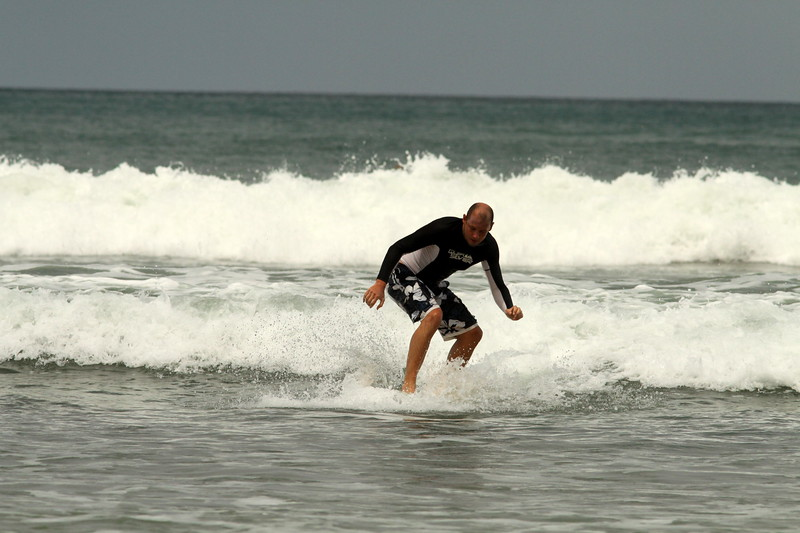 Surfing Contest - Player no.1