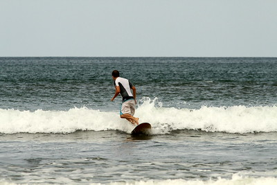 Surfing Contest - Player no.2