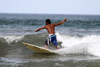Surfing Contest - Player no.3