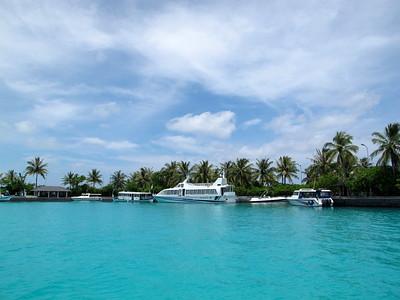 Sun Island Marina