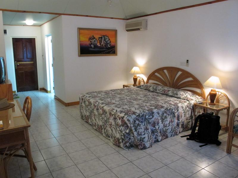 Muj pokoj (lepsi nez hotel Arte v Oltenu)