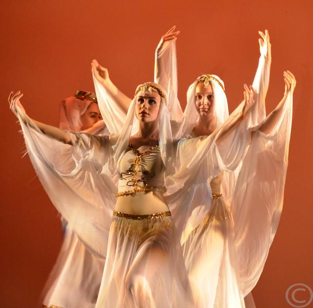 "Manhattan Ballet School Performance of ""Nutcracker,"" November, 2012"