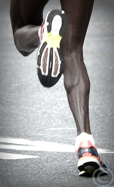 NYC Marathon Winner, Mutai