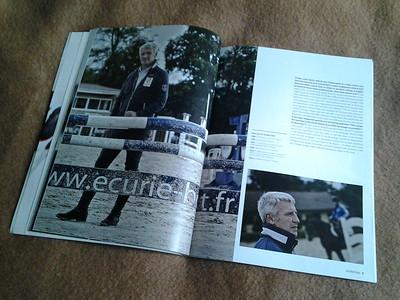 Reportage pour Equestrio © Christophe Bricot / Reproduction interdite sans autorisation