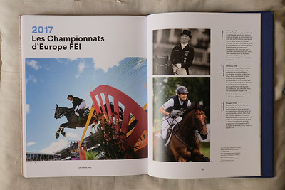 "France, Paris : FLAMMARION/FEI Book, ""anthologie des sports équestres"" , on August 22th , 2019, in Paris, France - Photo Christophe Bricot"